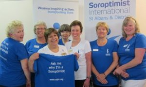 Catch up with a Soroptimist Club – St Albans & District