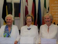 Soroptimists win NAWO Elder Awards