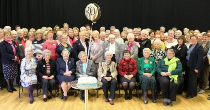 November 2016 - Scotland South Region Celebrating 80th Anniversary