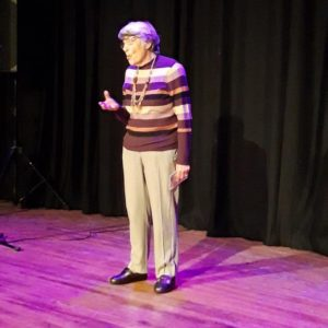Sheila Whipp, Soroptimist in our Club in Rossendale