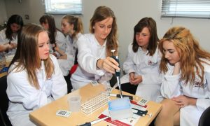 How do we encourage girls into STEM careers?