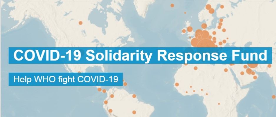 WHO Solidarity Response Fund