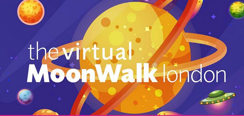 The Virtual Moonwalk London