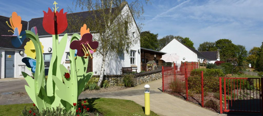 Ty Gobaith Children's hospice, Conwy