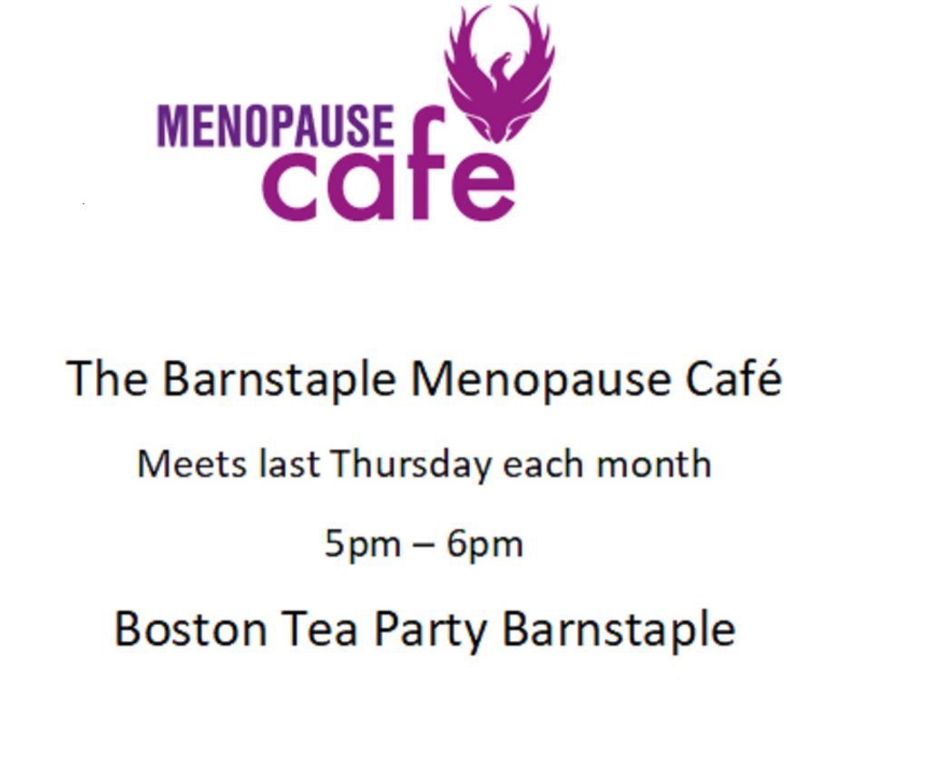 menopause cafe s