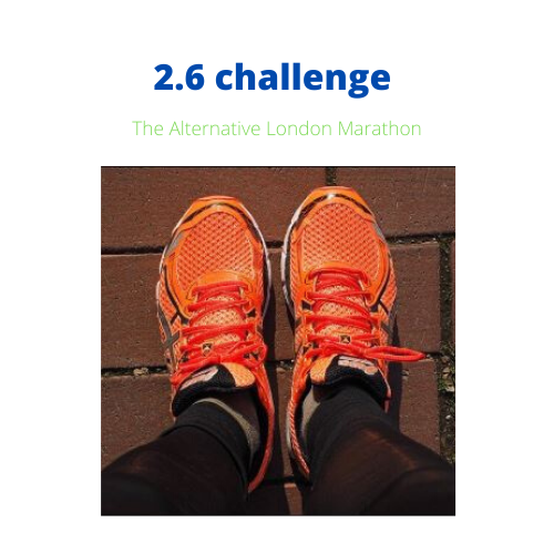 2.6 challenge the alternative London marathon during Lockdown