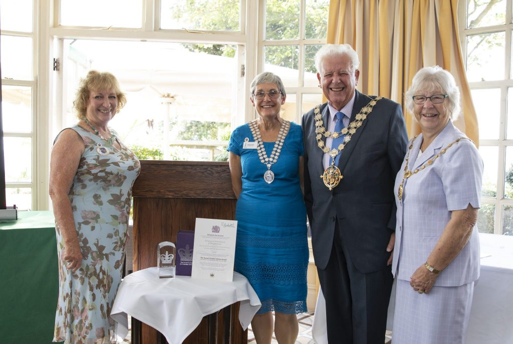 Joint Presidents with Mayor & Mayoress of Bournemouth