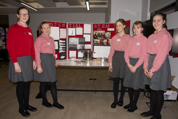 Y8 Winners Knighton House with their Po-Tential project
