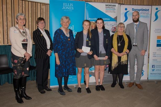 Y9 Winners from St Peters School...........