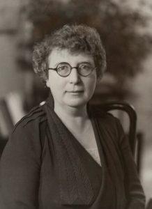 Dr Doris Odlum 1890-1985