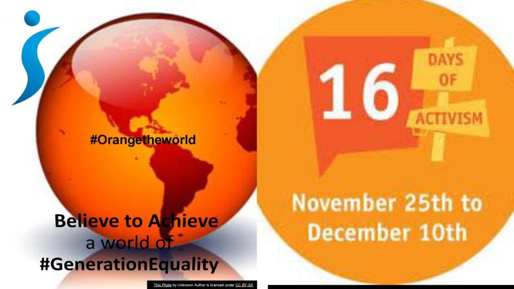 16-Days of Activism