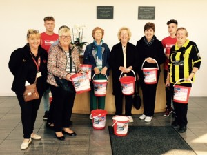 Bucket Collection September 2015