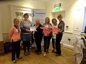 Ironman cheque presentation SI  Cannock June 2017 (1) (Large)