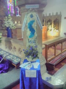 Soroptimist Flower Display