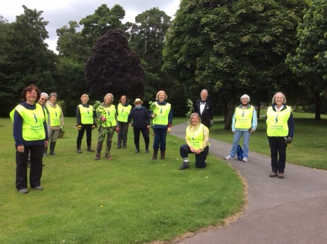 SI Crieff Day of Action 2020