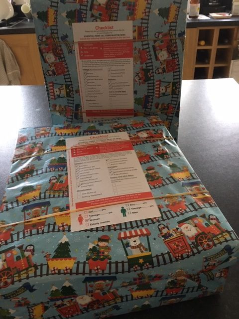 Blytheswood Care Shoe Box Appeal 2020