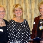 new soroptimist pat worth