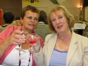 Linda & Carole