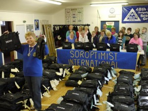 SI Dunfermline 500+ backpacks