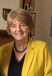 President Lynne Chiswick