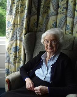 portrait photograph of Margaret Cowan
