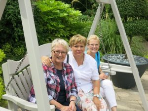 Trip to Harlow Carr with Janet Morrow and Val Hills