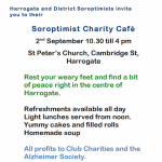 Charity Cafe