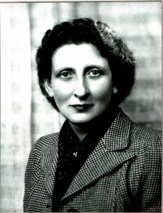 Dr Kathleen Rutherford M.B.E
