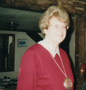 Mary Sherratt