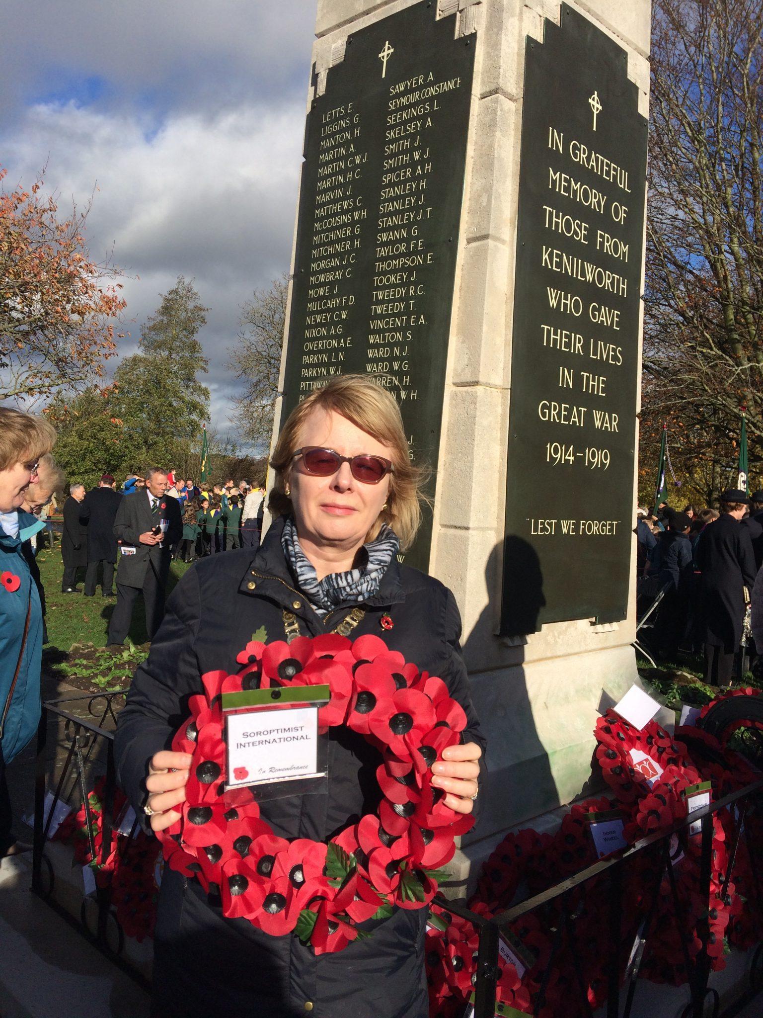 Remembrance Sunday Kenilworth