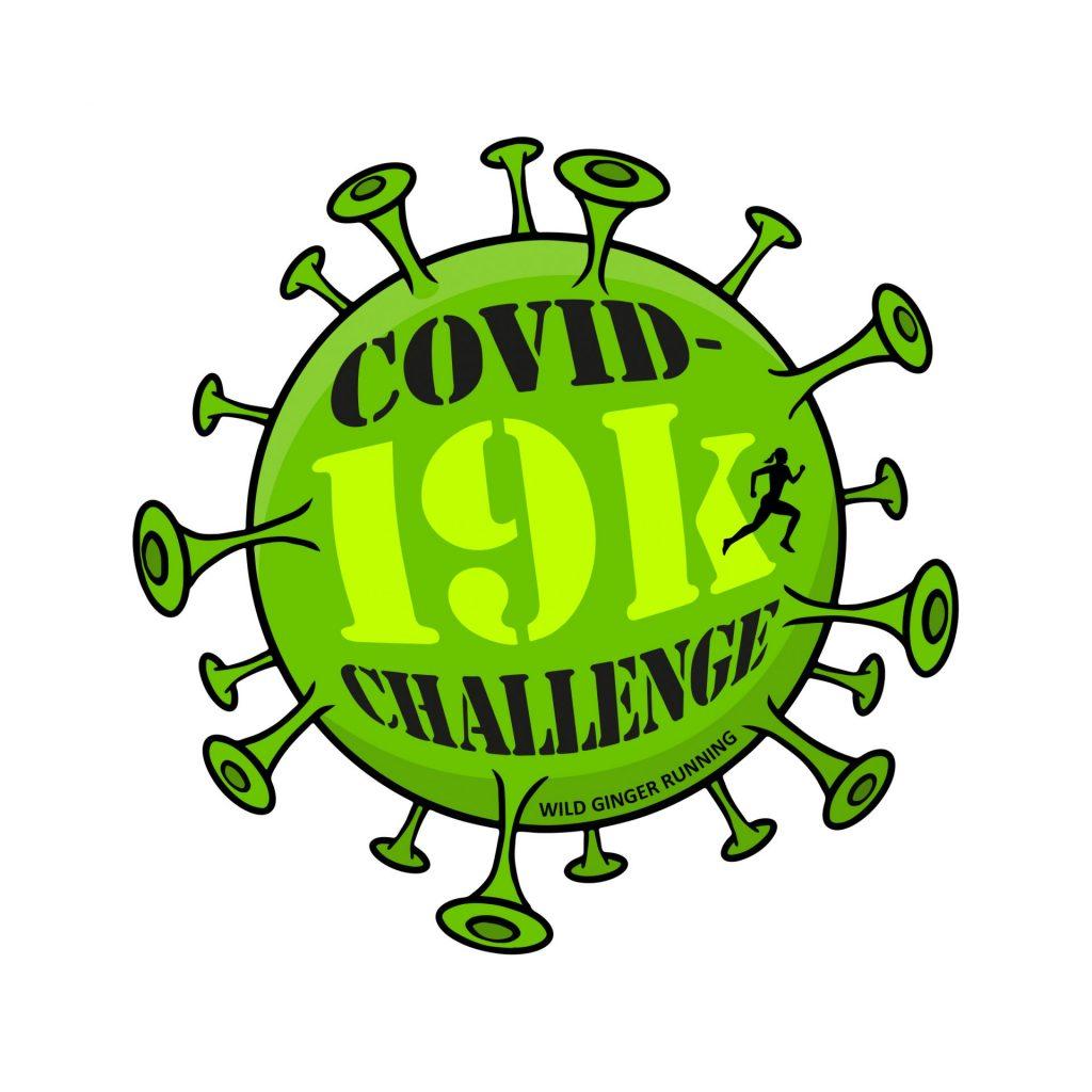 Covid 19 challenge Wild Ginger Running