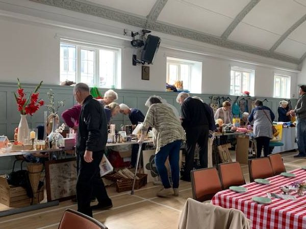 Silverdale Coffee Morning 18 May 2019