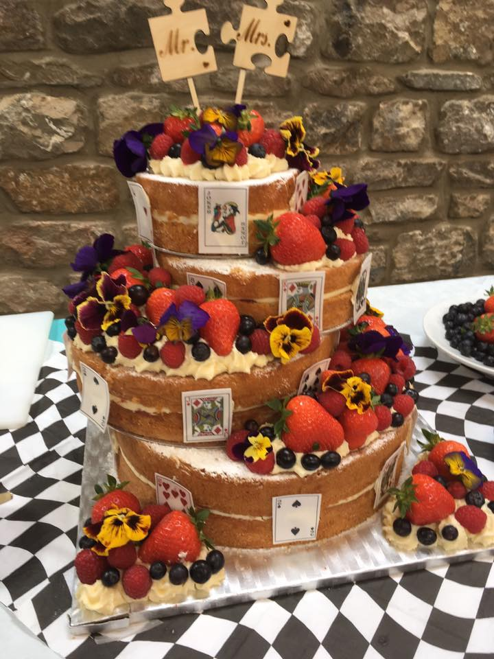 A Cake fit for a Queen