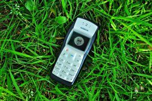 Nokia Mobile Phone ca. 1980s