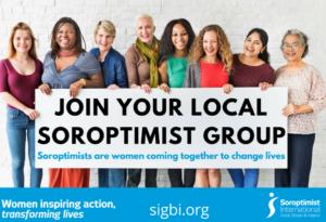 Women Promoting Soroptimism