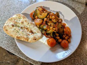 Harissa Chick Peas