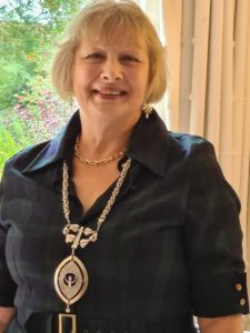 President Helen COI Soroptimist London Chilterns AGM