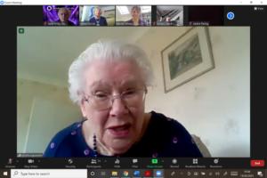 Soroptimist Phyllis Sigsworth IWD2021