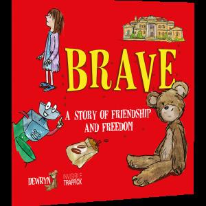 Brave The Bear Book