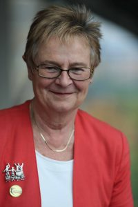 Hilary Ratcliffe OBE