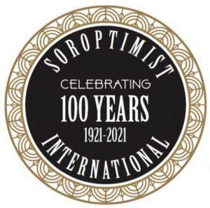 Soroptimist International 100 Logo