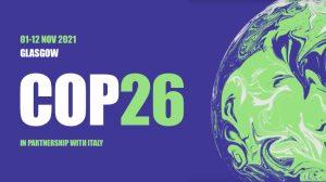 COP26 Glasgow 1-12 Nov 2021