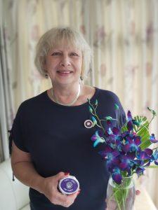 Helen Byrne President SILC