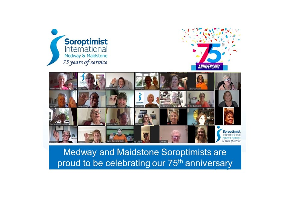 Sorotimists 75th anniversary 3 June 2021