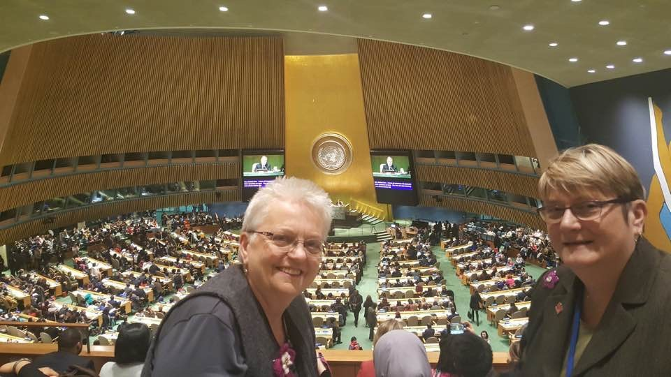 Opening Session - CSW61 - Ann