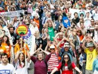 The Time Is Now – join the March for Climate Change – 26 June 2019