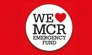 Soroptimists donate to We Love Manchester Fund
