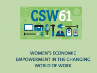 Commission on the Status of Women 2017 – CSW61