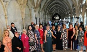 New Soroptimist Club Chartered in Salisbury