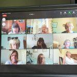 First 'Virtual' Meeting